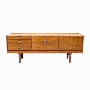 Teak Sideboard by Alphons Loebenstein for Meredew, 1960s