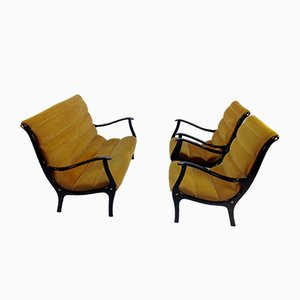 Italian Mitzi Living Room Set by Ezio Longhi for Elam, 1950s