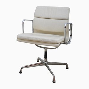 EA 208 Soft Pad Desk Chair by Charles & Ray Eames for Vitra, 1990s