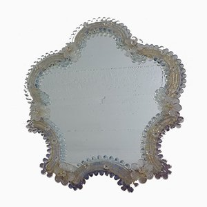 Italian Murano Glass Mirror, 1960s