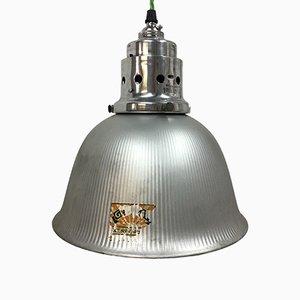 Original GECoRAY Hängelampe in Glocken-Optik von General Electric Company, 1925