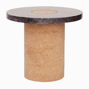 Tavolo piccolo Sintra nero di Nicholai Wiig-Hansen per FRAMA