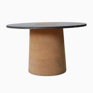 Table de Salle à Manger Sintra en Noir par Nicholai Wiig-Hansen pour FRAMA