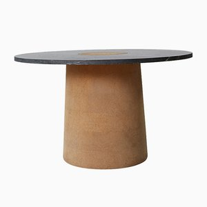 Tavolo da pranzo Sintra nero di Nicholai Wiig-Hansen per FRAMA