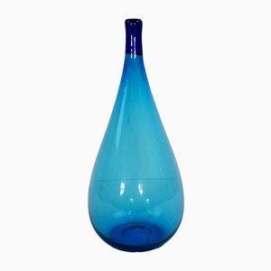 Vase Colletto par Ludovico Diaz de Santillana pour Venini, 1960s