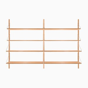 H1148 Double Section Shelf by Kim Richardt for FRAMA