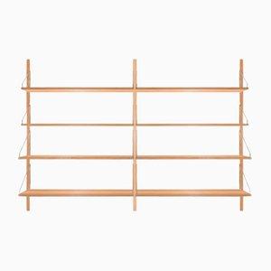 H1148 Double Section Shelf by Kim Richardt for FRAMA