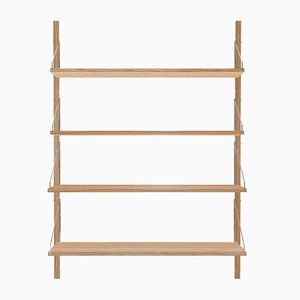 H1148 Single Section Shelf by Kim Richardt for FRAMA