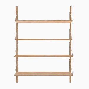 H1148 Single Section Shelf by Kim Richardt for FRAMA