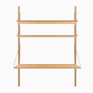H1148 Desk Section Shelf by Kim Richardt for FRAMA