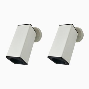 Modernist Wall Lights from Staff, 1970s, Set of 2