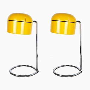 Pop Art Table Lamps from Staff, 1970s, Set of 2