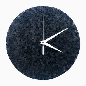 Poly-Marble Wall Clock from Niimaar