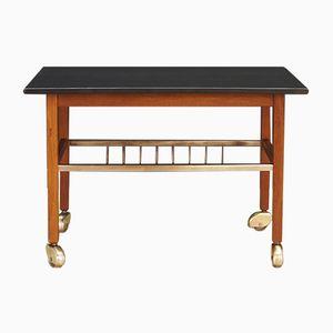 Table Basse Vintage en Teck, Danemark