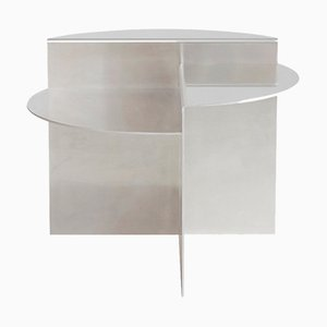 Rivet Side Table by Jonas Trampedach for FRAMA
