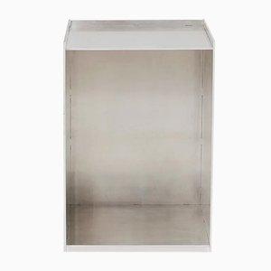 Rivet Box Table by Jonas Trampedach for FRAMA