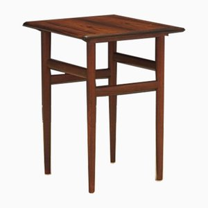 Vintage Danish Rosewood Side Table