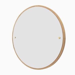 Großer kreisrunder CM-1 Spiegel von FRAMA