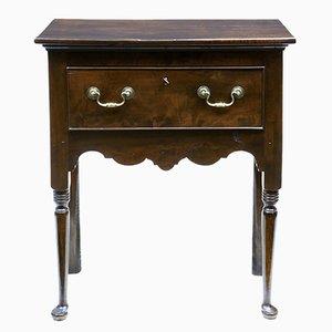 Tavolino piccolo in legno di tasso, XVIII secolo