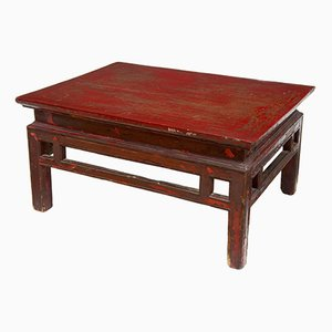 18th Century Chinese Low Occasional Table