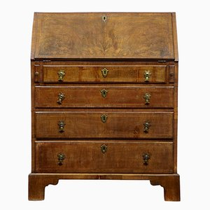 Small 18th-Century Walnut Secretaire