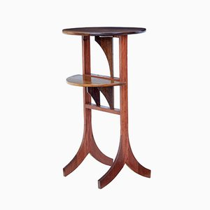Metamorphic Mahogany Occasional Table, 1920s