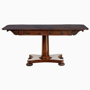 19th Century Regency Rosewood Sofa Table