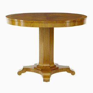 19th Century Shaped Elm Occasional Table