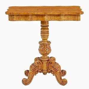 Table d'Appoint Antique en Bouleau, Suède