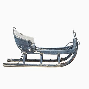 19th Century Swedish Sleigh