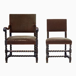 Mid-Century Chairs by Otto Schulz for Boet, Set of 2
