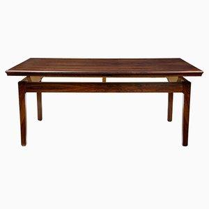 Danish Height-Adjustable Rosewood Coffee Table, 1960s