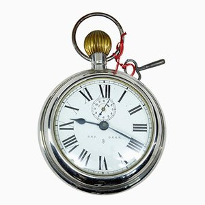 Antique D.R.G.M. Pocket Watch
