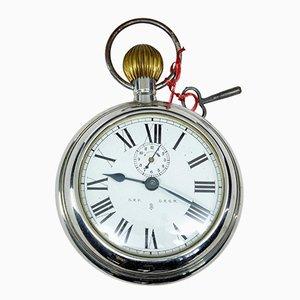 Reloj de bolsillo D.R.G.M. antiguo