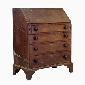 Antique Oak Secretaire