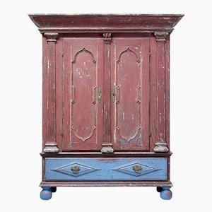 Mueble sueco pintado del siglo XVIII