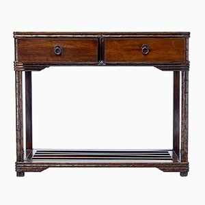Late 19th-Century Chinese Console Table