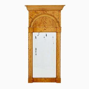 Specchio antico in betulla, Svezia