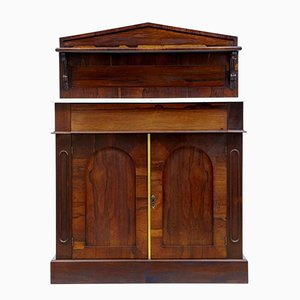 Antiker William IV Chiffonier aus Palisander