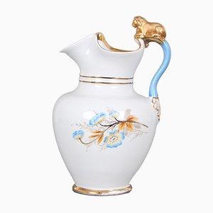 Jarra de porcelana de Bing & Grondahl, década de 1880