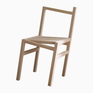 Chaise 9.5° Naturelle par Rasmus B. Fex pour FRAMA