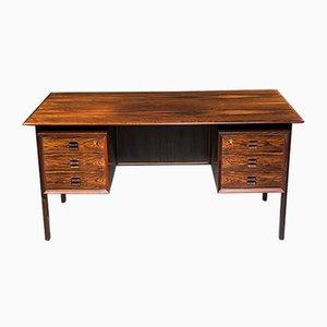 Vintage Schreibtisch aus Palisander von Arne Vodder für Sibast, 1960er
