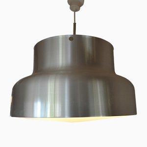 Lámpara colgante Bumling de cromo de Anders Pehrsson para Ateljé Lyktan, 2001
