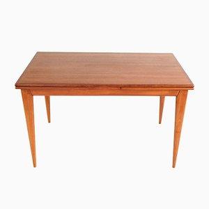 Extendable Teak Dining Table by Niels Otto Møller for J.L. Møllers, 1960s