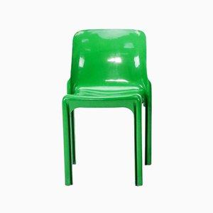 Selene Stuhl von Vico Magistretti für Artemide