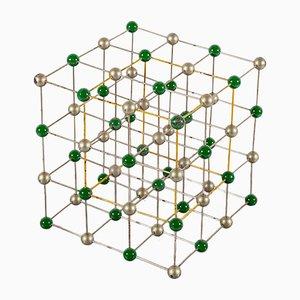 Modello molecolare da laboratorio, anni '50