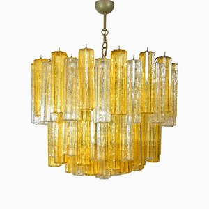 Tronchi Chandelier from Venini, 1960s