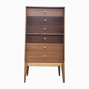 Mid-Century Chest of Drawers by Gunther Hoffstead for Uniflex
