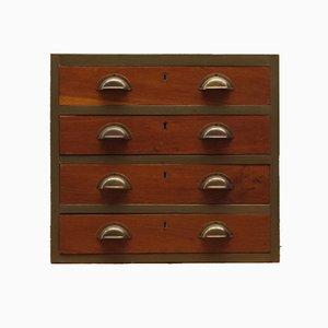 Baule piccolo vintage in legno