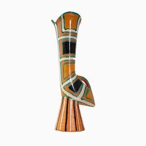 Mid-Century Vase von Gabriel Fourmaintraux, 1960er